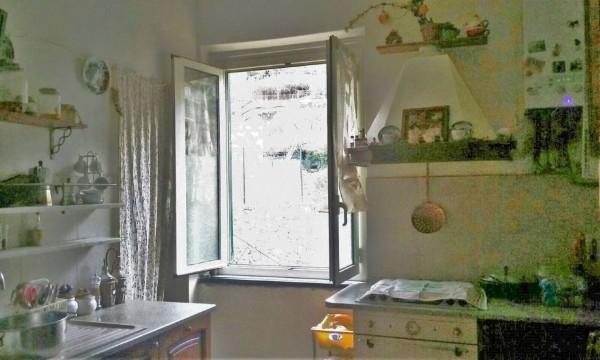 Appartamento in vendita a Camogli, Con giardino, 100 mq - Foto 3