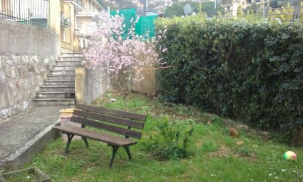 Appartamento in vendita a Camogli, Con giardino, 100 mq - Foto 18