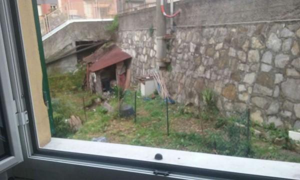 Appartamento in vendita a Camogli, Con giardino, 100 mq