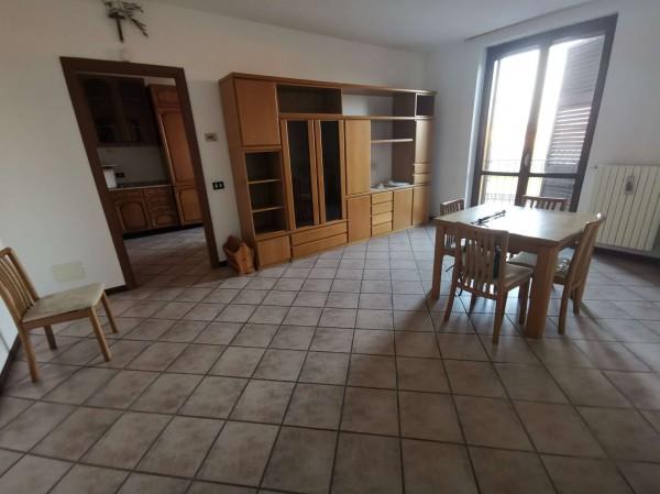 Appartamento in vendita a Ricengo, Residenziale, 110 mq