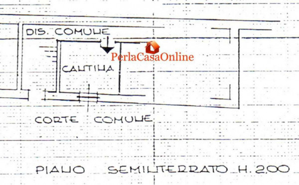 Appartamento in vendita a Meldola, Centro Storico, Con giardino, 50 mq - Foto 2