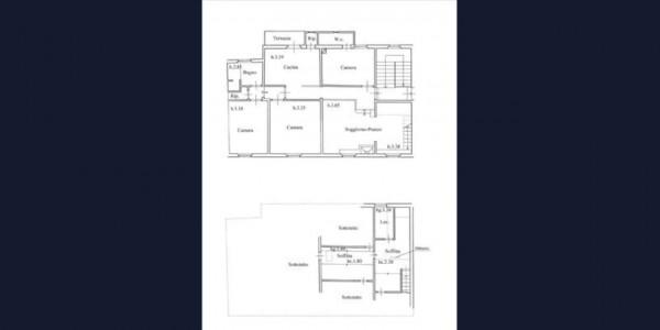 Appartamento in vendita a Siena, 121 mq