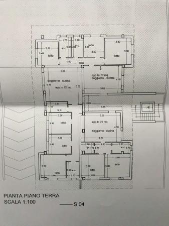 Appartamento in vendita a Volla, Semi-centrale, Con giardino, 110 mq - Foto 14