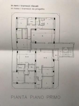 Appartamento in vendita a Volla, Semi-centrale, Con giardino, 110 mq - Foto 15