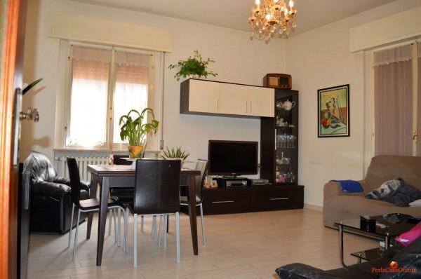 Appartamento in vendita a Forlì, Parco Urbano, Con giardino, 90 mq