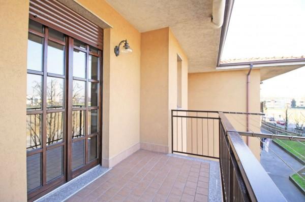 Appartamento in vendita a Cassano d'Adda, Annunciazione, Con giardino, 103 mq - Foto 7