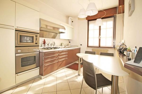 Appartamento in vendita a Cassano d'Adda, Annunciazione, Con giardino, 103 mq