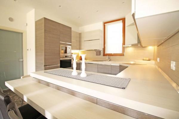 Appartamento in vendita a Cassano d'Adda, Con giardino, 102 mq