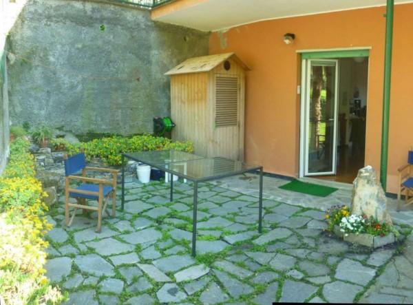 Appartamento in vendita a Recco, Con giardino, 75 mq