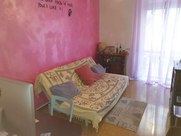 Appartamento in vendita a Genova, Adiacenze Monoblocco San Martino, 92 mq - Foto 19