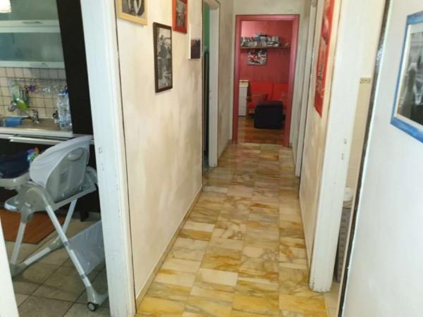 Appartamento in vendita a Genova, Adiacenze Monoblocco San Martino, 92 mq - Foto 6