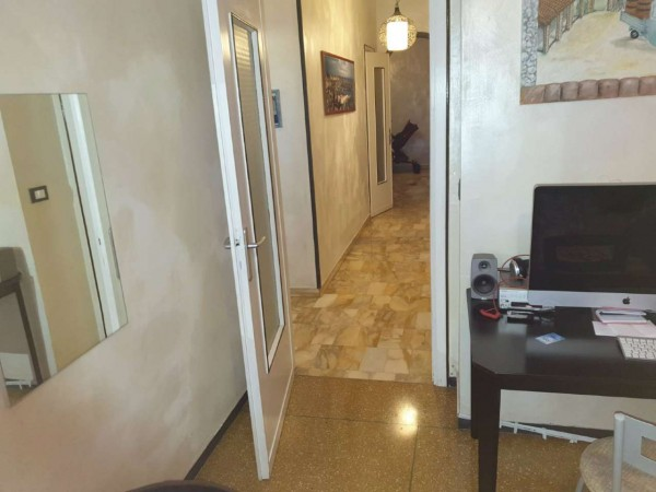 Appartamento in vendita a Genova, Adiacenze Monoblocco San Martino, 92 mq - Foto 21