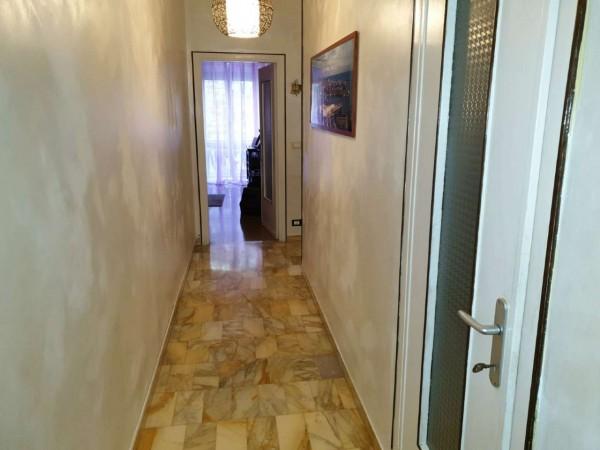 Appartamento in vendita a Genova, Adiacenze Monoblocco San Martino, 92 mq - Foto 17