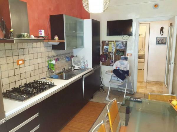 Appartamento in vendita a Genova, Adiacenze Monoblocco San Martino, 92 mq - Foto 20