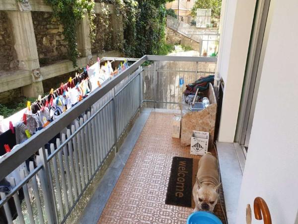 Appartamento in vendita a Genova, Adiacenze Monoblocco San Martino, 92 mq - Foto 3