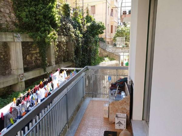 Appartamento in vendita a Genova, Adiacenze Monoblocco San Martino, 92 mq - Foto 2