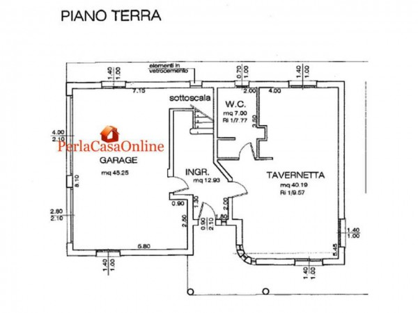 Villa in vendita a Forlì, Con giardino, 390 mq - Foto 4