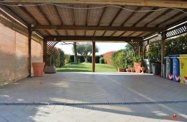 Villa in vendita a Forlì, Con giardino, 390 mq - Foto 23
