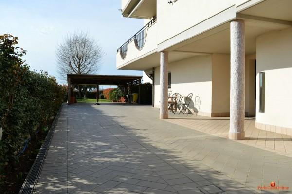 Villa in vendita a Forlì, Con giardino, 390 mq - Foto 5