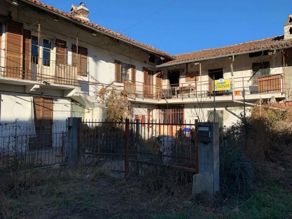 Casa indipendente in vendita a Avigliana, Drubiaglio, Con giardino, 140 mq