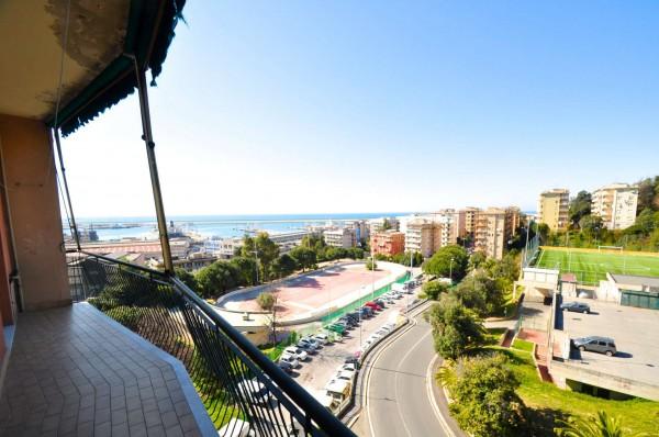Appartamento in affitto a Genova, Sestri Ponente, 85 mq