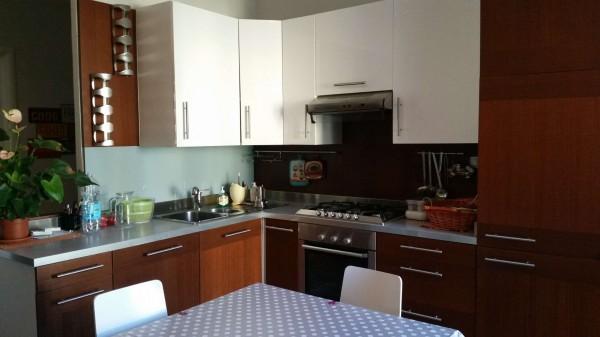 Appartamento in affitto a Milano, Lambrate, Arredato, con giardino, 80 mq