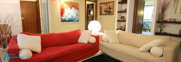 Appartamento in vendita a Taranto, Talsano, Con giardino, 122 mq - Foto 13