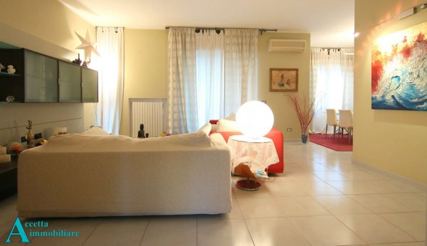 Appartamento in vendita a Taranto, Talsano, Con giardino, 122 mq - Foto 4