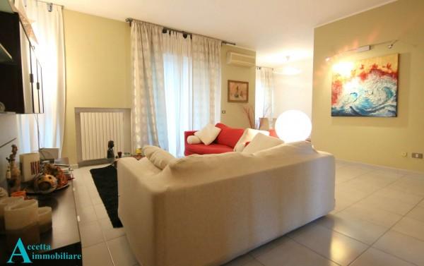 Appartamento in vendita a Taranto, Talsano, Con giardino, 122 mq - Foto 17