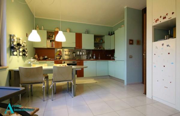 Appartamento in vendita a Taranto, Talsano, Con giardino, 122 mq - Foto 11