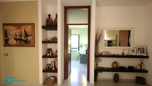Appartamento in vendita a Taranto, Talsano, Con giardino, 122 mq - Foto 12