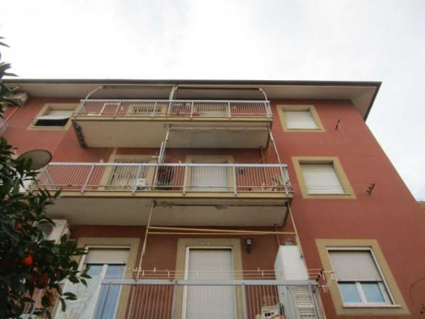 Appartamento in vendita a Genova, Sampierdarena, 75 mq