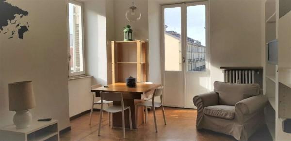 Appartamento in affitto a Torino, Arredato, 45 mq