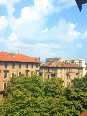 Appartamento in affitto a Torino, Arredato, 85 mq