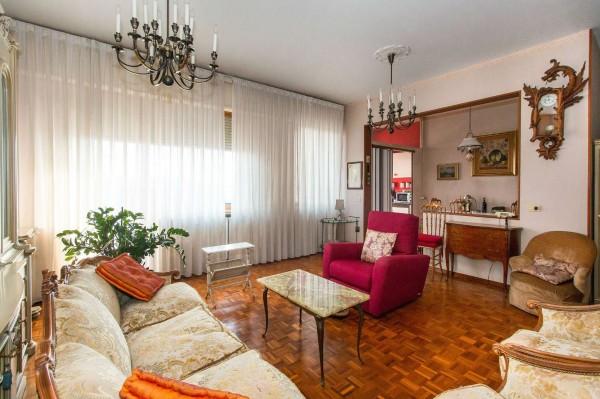 Appartamento in vendita a Torino, Centro Europa, Con giardino, 125 mq - Foto 13