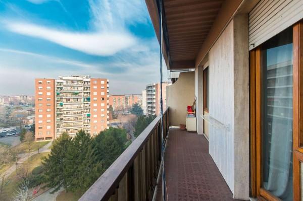 Appartamento in vendita a Torino, Centro Europa, Con giardino, 125 mq - Foto 5