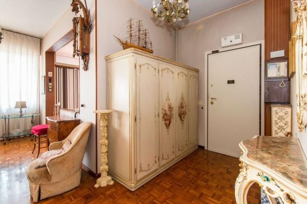 Appartamento in vendita a Torino, Centro Europa, Con giardino, 125 mq - Foto 12