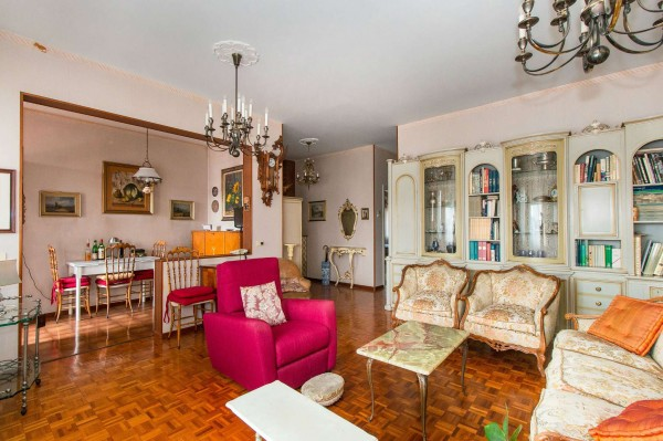 Appartamento in vendita a Torino, Centro Europa, Con giardino, 125 mq - Foto 14