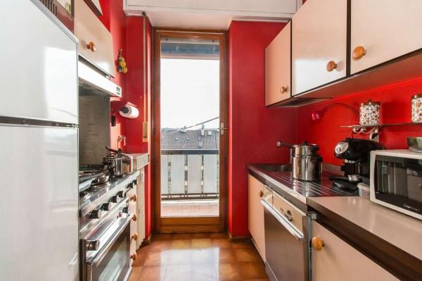 Appartamento in vendita a Torino, Centro Europa, Con giardino, 125 mq - Foto 11