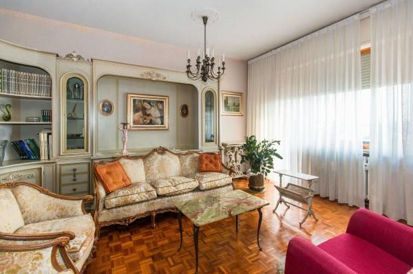 Appartamento in vendita a Torino, Centro Europa, Con giardino, 125 mq - Foto 15