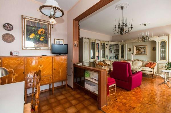 Appartamento in vendita a Torino, Centro Europa, Con giardino, 125 mq - Foto 9