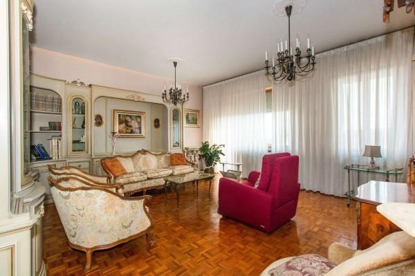 Appartamento in vendita a Torino, Centro Europa, Con giardino, 125 mq