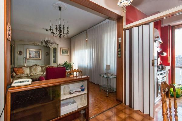 Appartamento in vendita a Torino, Centro Europa, Con giardino, 125 mq - Foto 10