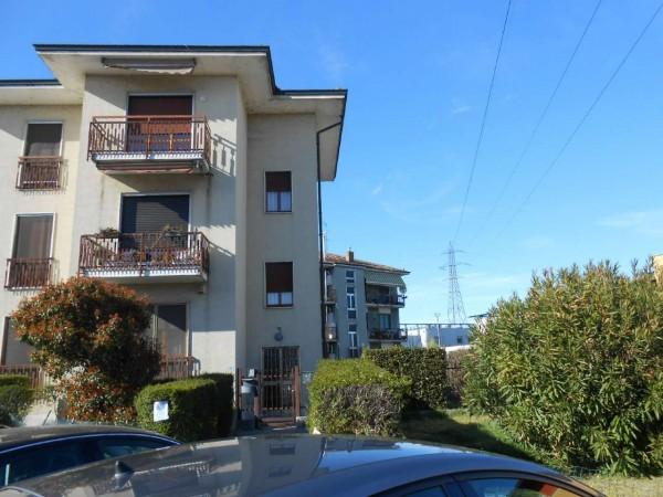 Appartamento in vendita a Paullo, Residenziale, Con giardino, 100 mq