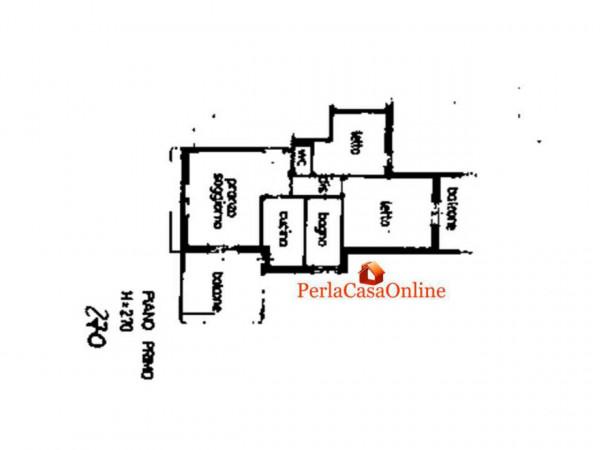 Appartamento in vendita a Forlì, Ospedaletto, Con giardino, 100 mq - Foto 3