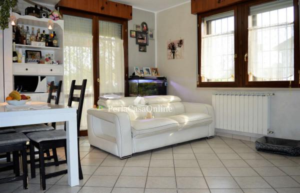 Appartamento in vendita a Forlì, Ospedaletto, Con giardino, 100 mq