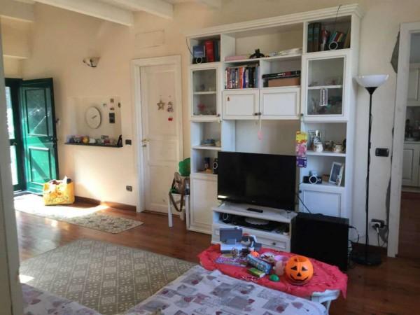 Appartamento in vendita a Uscio, Con giardino, 90 mq