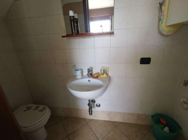 Casa indipendente in vendita a Capergnanica, Residenziale, Arredato, 95 mq - Foto 11