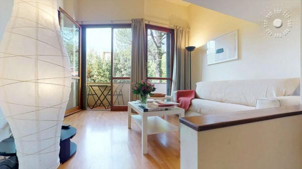 Appartamento in vendita a Firenze, Con giardino, 56 mq