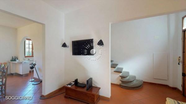 Villetta a schiera in vendita a Firenze, Con giardino, 173 mq - Foto 31